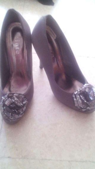 Tacones, zapatos de fiesta