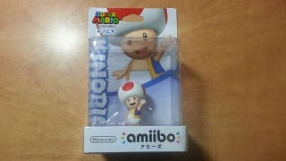 Amiibo TOAD Nintendo WII U SWITCH 3ds 2ds