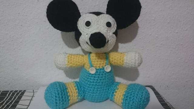 PDF+mr.+mouse+crochet+PATTERN+5+sizes+by+pennysstitches+on+Etsy ... | 360x640