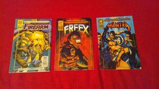 Lote comics ultraverso