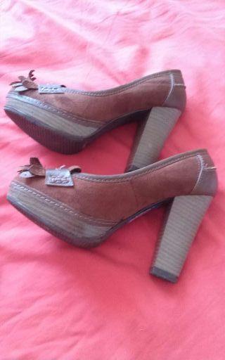 Zapatos ante 35