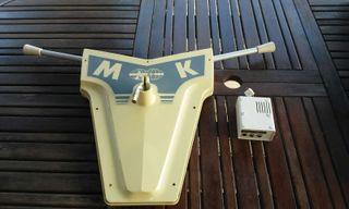 Antena para caravana o embarcación