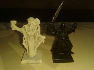 Warhammer Fantasy - Vlad and Isabella Von Carstein