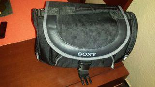 bolsa para camara de video sony