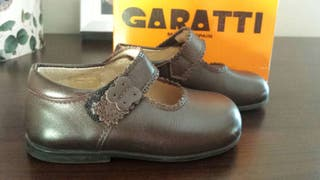 Zapatos merceditas n°20