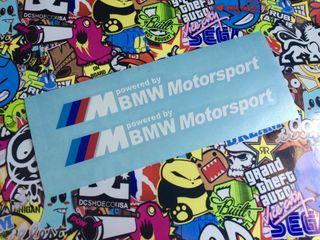 Vinilo Pegatina Bmw Motorsport