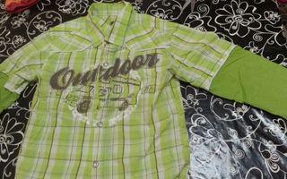 Camisa chico AKRKIDS&GO TALLA 6