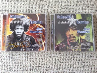Cd's Jimi Hendrix