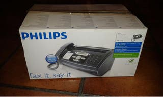 Telefono Fax Y Copiadora Philips Magic Series.