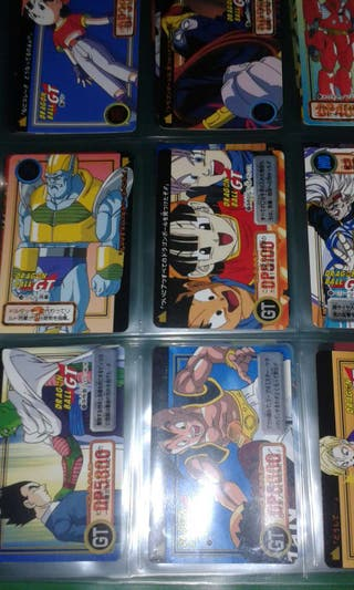 Dragon ball gt cardass