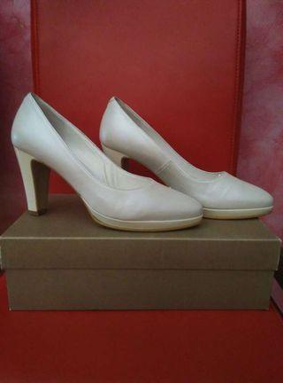 zapatos de novia de segunda mano en la provincia de lleida en wallapop