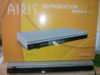 Reproductor dvd 5.1LW108A AIRIS