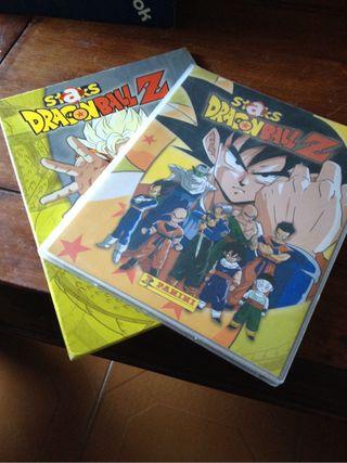 Colección completa de Dragon Ball Staks