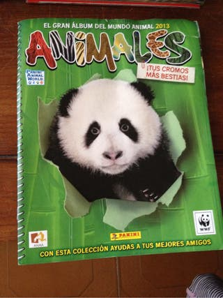 Album El Gran Album Del Mundo Animal 2013