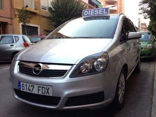 Opel Zafira 1.9 L 7 plazas