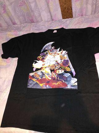 Camiseta warhammer