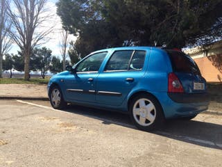 Clio 1,5dci Diesel Urge!!