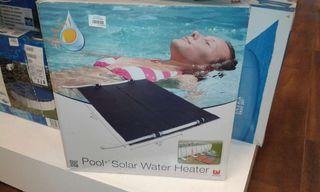 Calentador para piscina hinchable