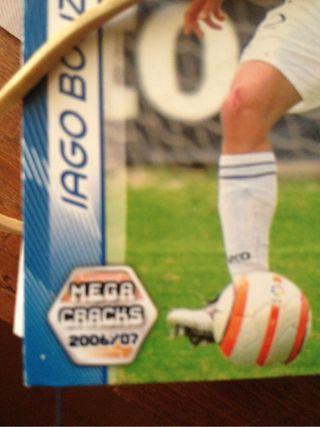 Cromos Futbol Megacrack 06-07