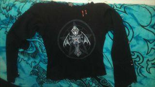 3 Camisetas góticas