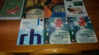 Libros modulo de ADMINISTRACION