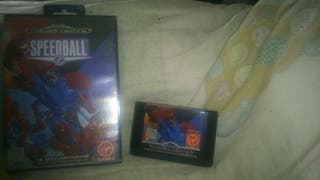 Juego Sega Mega Drive!!