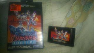 Juego de Sega Mega Drive!!