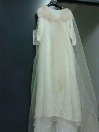 vestido de novia de segunda mano en pamplona en wallapop