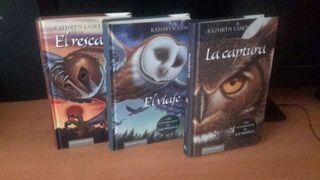 Trilogía Los guardianes de Ga'hoole