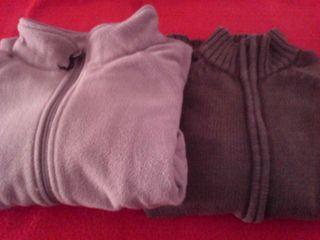 Lote chaquetas invierno T 6 niño
