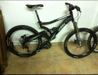 Bicicleta KTM talla Mediana