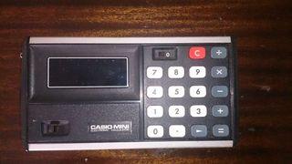 Calculadora casio retro(con funda