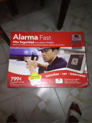 Alarma Securitas