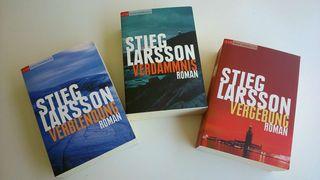 Trilogie Stieg Larsson