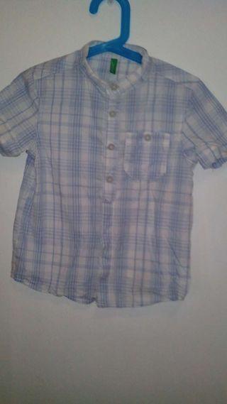 Camisa niño talla 4 - 5