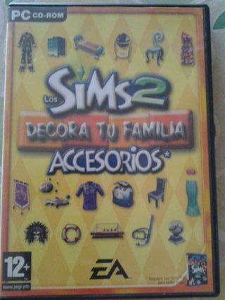 """Juego Ordenador """"Los SIMS 2"""""""