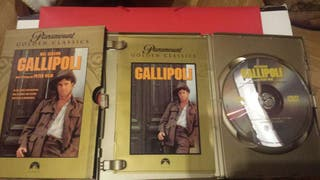 Dvd Gallipoli golden classics