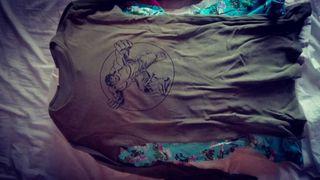 Camiseta Hulk La Masa Vintage