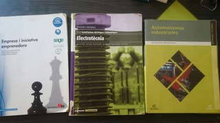 Libros grado medio electricidad