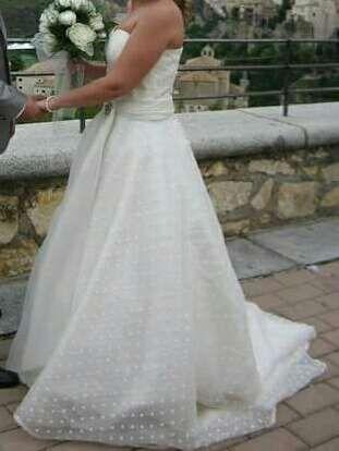 vestido de novia de segunda mano en cuenca en wallapop