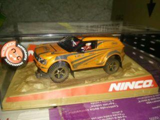 Bowler Test car Ninco.