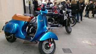 Vespa Primavera 125cc t3