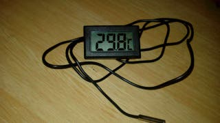 Relojes de temperatura