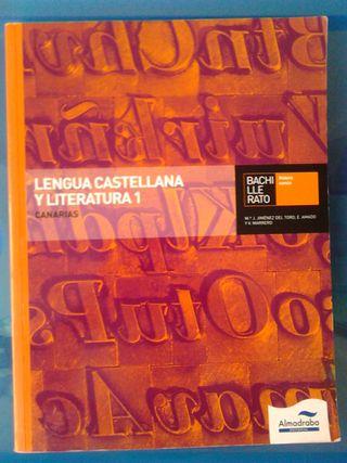 Lengua castellana y literatura 1° BACH.