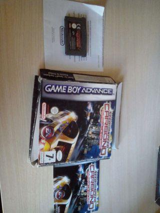 """Juego para gameboy """"Need for Speed Carbono"""" con caja e instrucciones"""