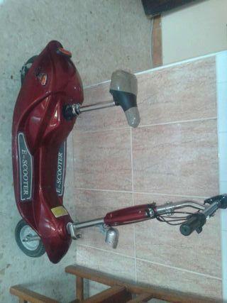 Patinete E -Scooter electrico cambio por radio usb