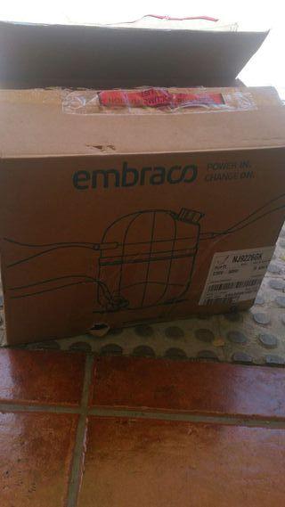 Compresor cámara frigorífica