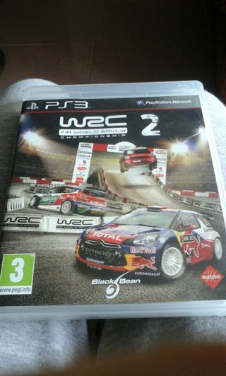 Juego ps3 fia world rally championship w2c 2