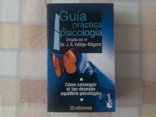 Guía práctica psicología. Dr. J.A. Vallejo-Nágera