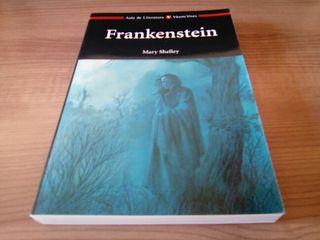 Libro lectura frankenstein